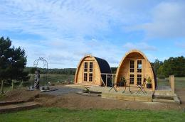 Camping pods for sale in Spain