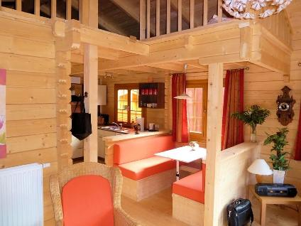 Self build lodge cabins Spain